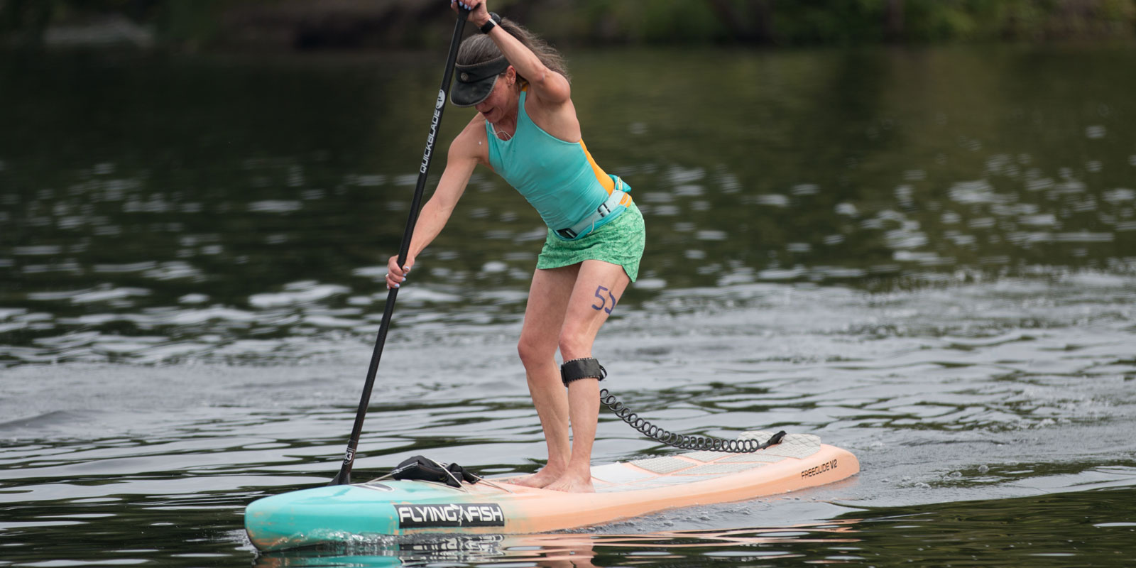 Stand Up Paddler 1